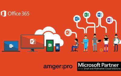 Gana movilidad trabajando con Microsoft Office 365 desde casa